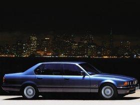 Ver foto 2 de BMW Serie 7 750il E32 UK 1987