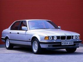 Fotos de BMW Serie 7 750il E32 UK 1987