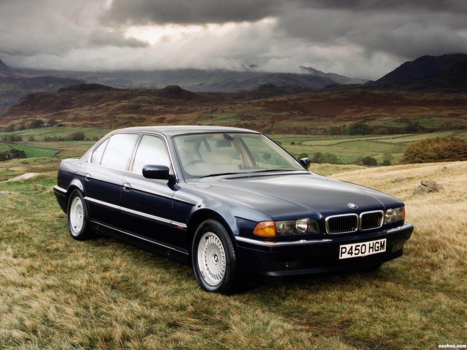 Foto 0 de BMW Serie 7 750il E38 UK 1994