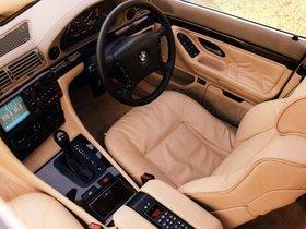 Ver foto 5 de BMW Serie 7 750il E38 UK 1994
