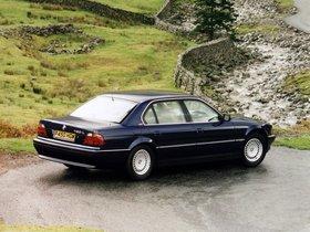 Ver foto 4 de BMW Serie 7 750il E38 UK 1994