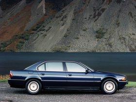 Ver foto 2 de BMW Serie 7 750il E38 UK 1994