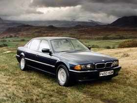 Fotos de BMW Serie 7 750il E38 UK 1994