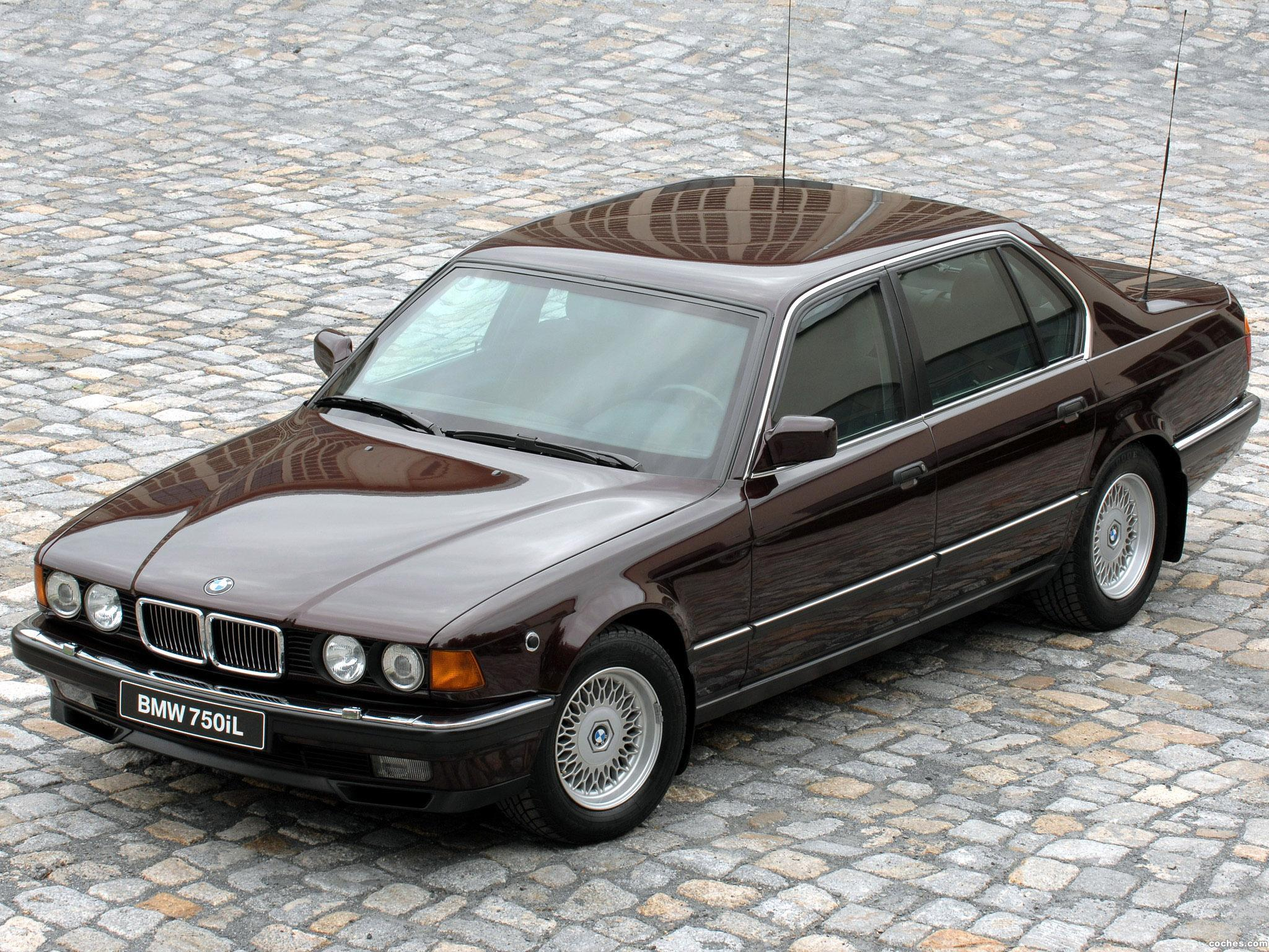 Foto 0 de BMW Serie 7 750il Security E32 1987