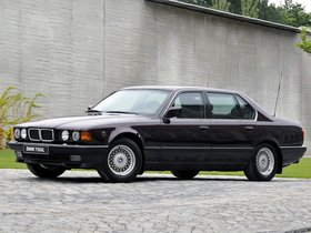 Ver foto 4 de BMW Serie 7 750il Security E32 1987