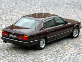 Ver foto 2 de BMW Serie 7 750il Security E32 1987