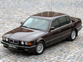 Fotos de BMW Serie 7 750il Security E32 1987