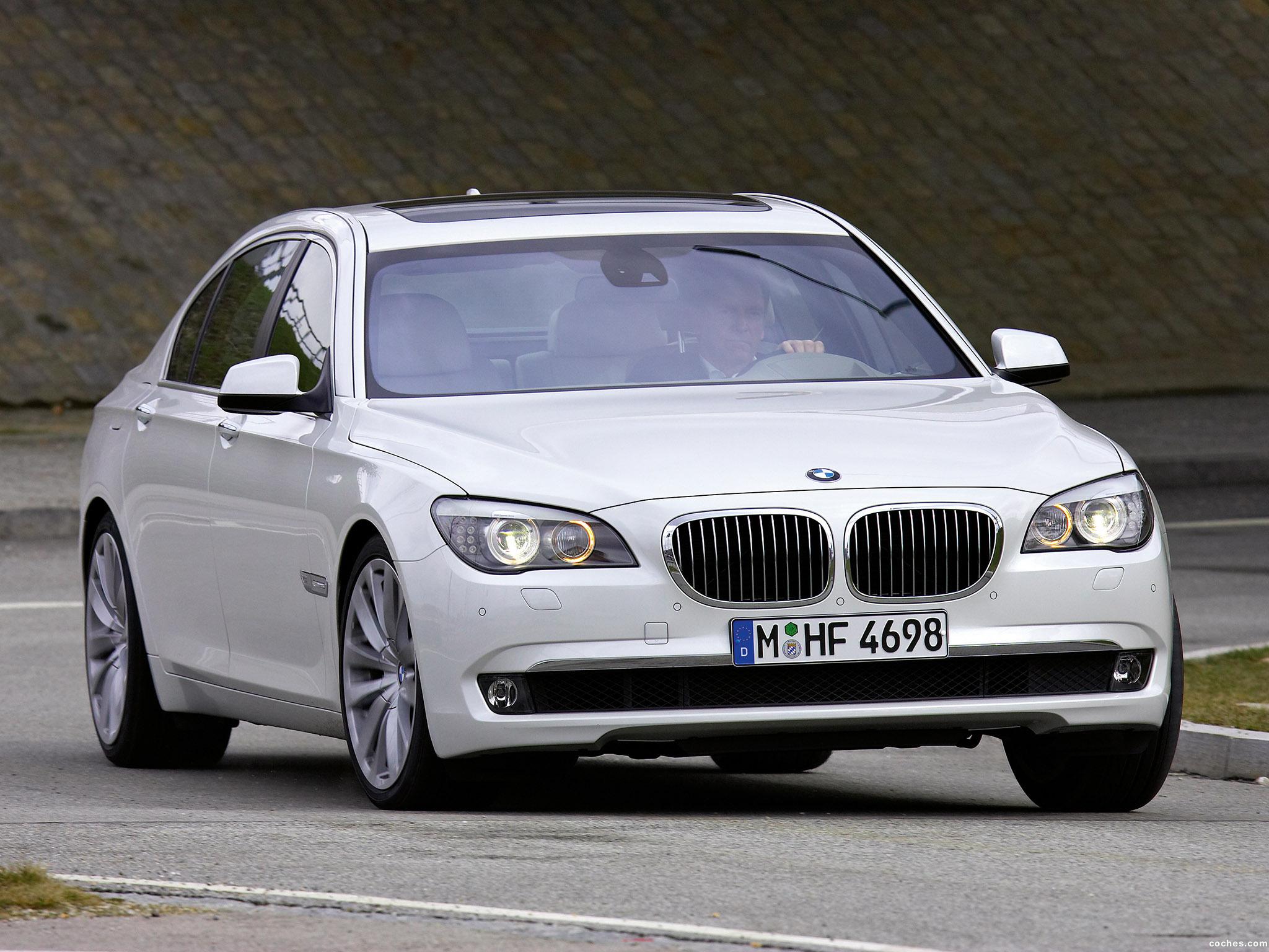 Foto 0 de BMW Serie 7 760 Li 2009