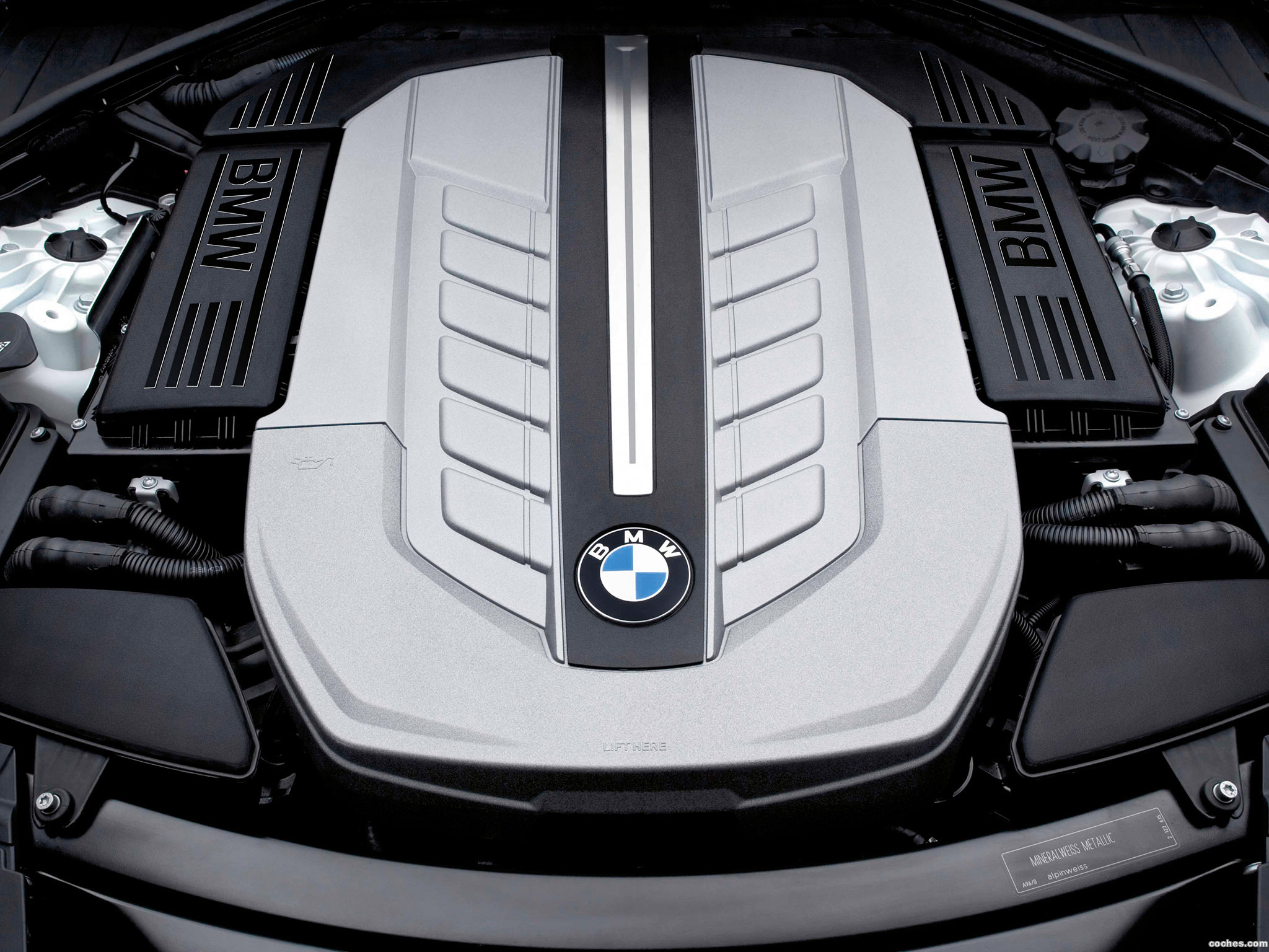 Foto 13 de BMW Serie 7 760 Li 2009