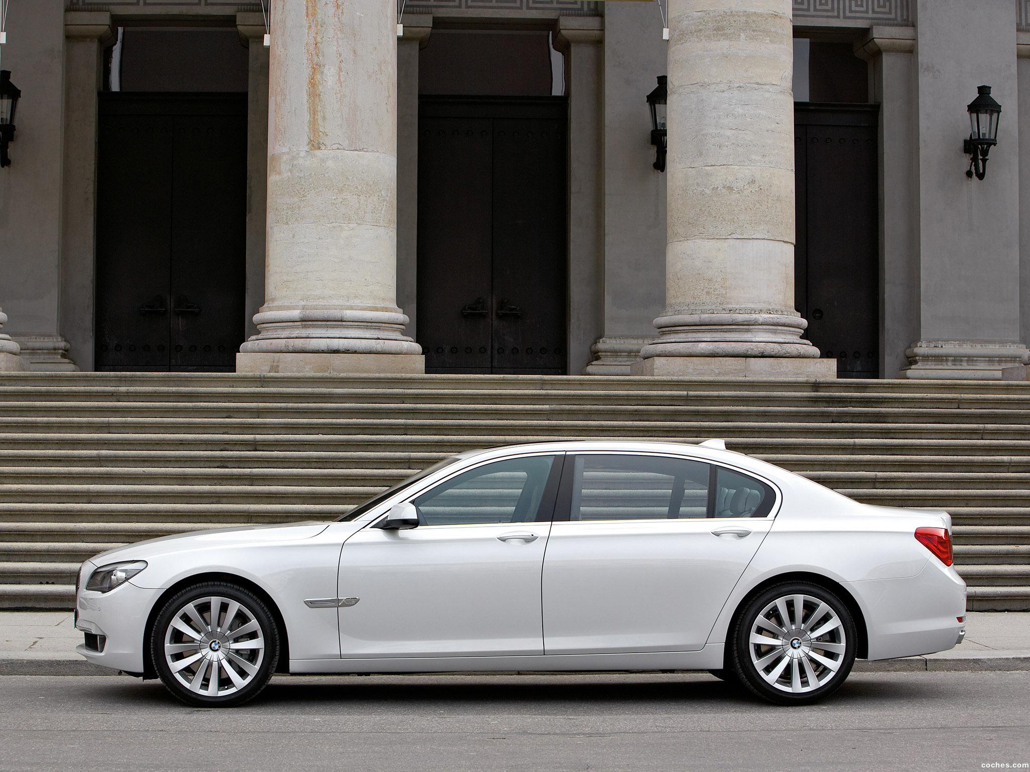 Foto 12 de BMW Serie 7 760 Li 2009