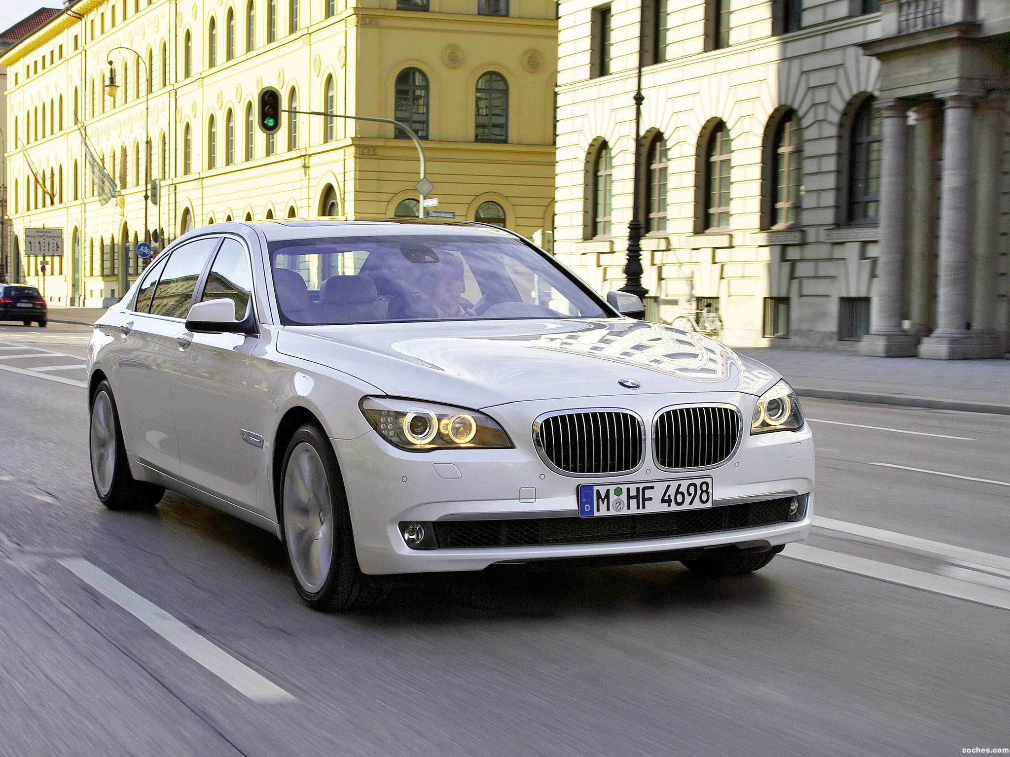 Foto 9 de BMW Serie 7 760 Li 2009