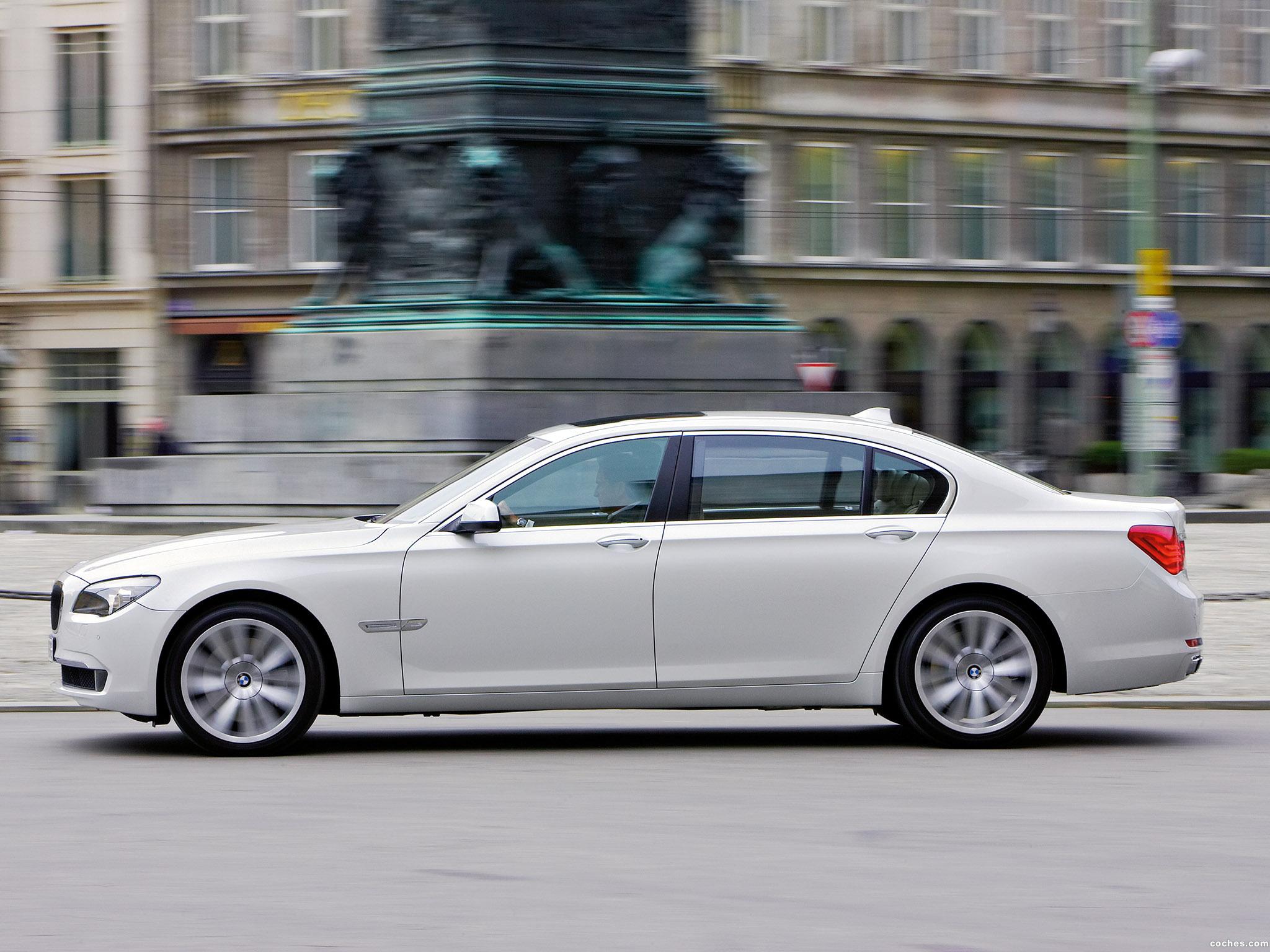 Foto 8 de BMW Serie 7 760 Li 2009