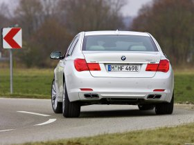 Ver foto 7 de BMW Serie 7 760 Li 2009