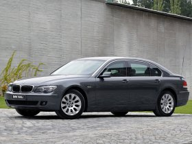 Fotos de BMW Serie 7 760Li Security E66 2005
