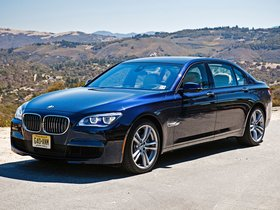 Ver foto 6 de BMW Serie 7 760li M Sports Package F02 USA 2012