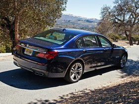 Ver foto 4 de BMW Serie 7 760li M Sports Package F02 USA 2012