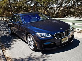 Ver foto 1 de BMW Serie 7 760li M Sports Package F02 USA 2012