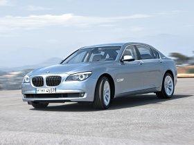 Ver foto 21 de BMW Serie 7 ActiveHybrid 2010
