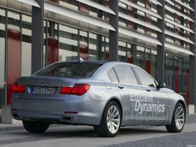 Ver foto 12 de BMW Serie 7 ActiveHybrid 2010