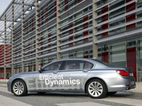 Ver foto 11 de BMW Serie 7 ActiveHybrid 2010