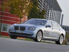 Ver foto 10 de BMW Serie 7 ActiveHybrid 2010