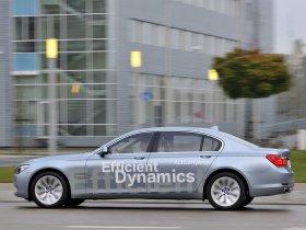 Ver foto 9 de BMW Serie 7 ActiveHybrid 2010