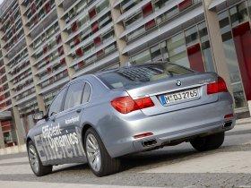Ver foto 8 de BMW Serie 7 ActiveHybrid 2010