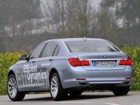 Ver foto 6 de BMW Serie 7 ActiveHybrid 2010