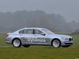 Ver foto 5 de BMW Serie 7 ActiveHybrid 2010