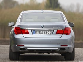 Ver foto 3 de BMW Serie 7 ActiveHybrid 2010