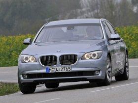 Ver foto 2 de BMW Serie 7 ActiveHybrid 2010