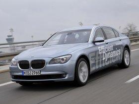 Fotos de BMW Serie 7 ActiveHybrid 2010