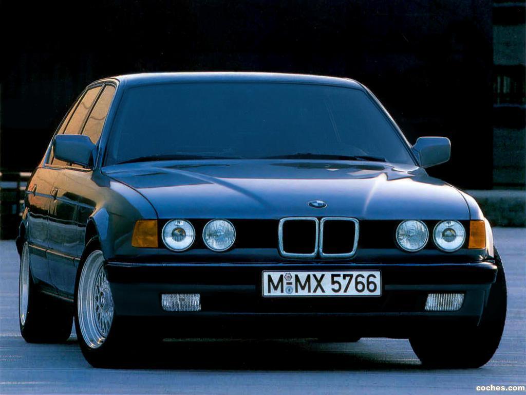 BMW 7 e32 1986 1994