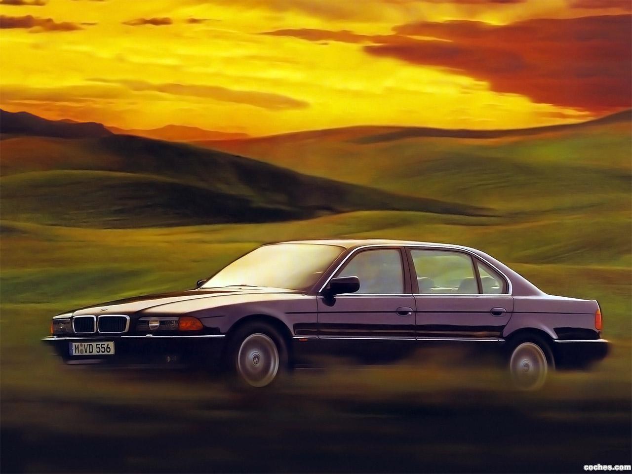 Foto 0 de BMW Serie 7 E38 1994