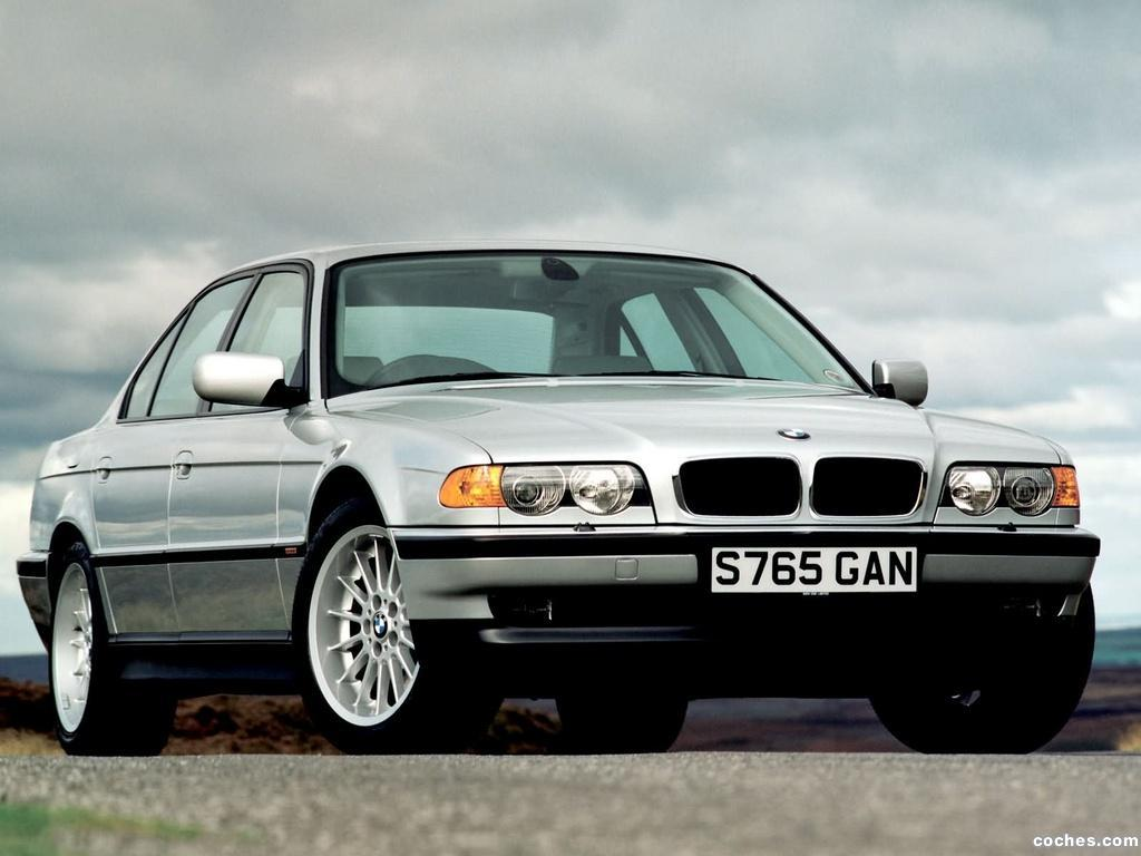Foto 0 de BMW Serie 7 E38 UK 1998
