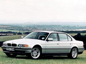Ver foto 2 de BMW Serie 7 E38 UK 1998