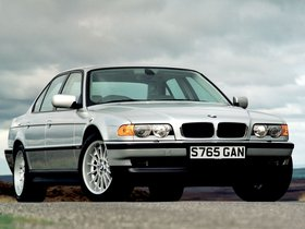 Fotos de BMW Serie 7 E38 UK 1998