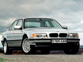 Fotos de BMW Serie 7 E38 UK 1998