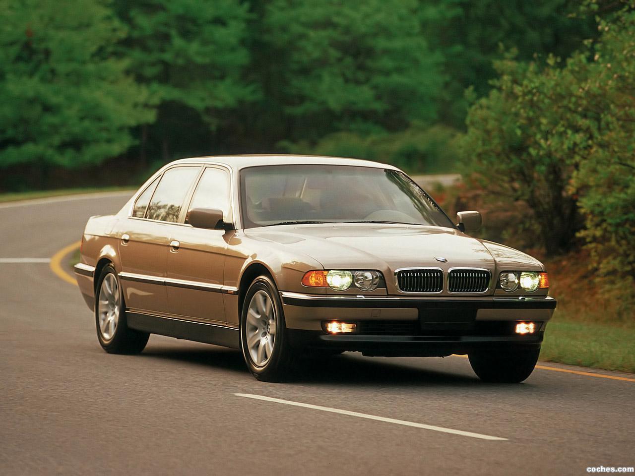 Foto 0 de BMW Serie 7 E38 USA 1998