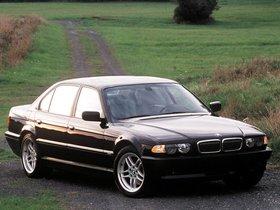 Ver foto 5 de BMW Serie 7 E38 USA 1998