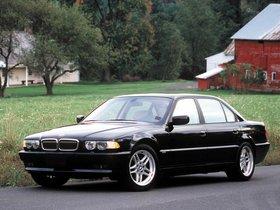Ver foto 4 de BMW Serie 7 E38 USA 1998
