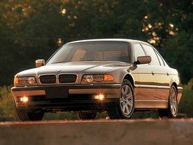 Ver foto 3 de BMW Serie 7 E38 USA 1998