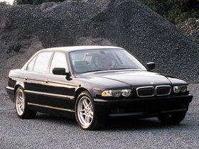 Ver foto 2 de BMW Serie 7 E38 USA 1998