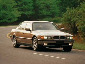 Fotos de BMW Serie 7 E38 USA 1998