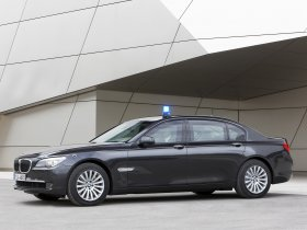 Ver foto 14 de BMW Serie 7 High Security 2006