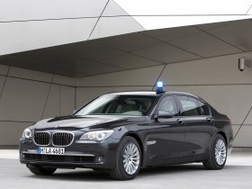 Fotos de BMW Serie 7 High Security 2006