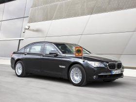 Ver foto 18 de BMW Serie 7 High Security 2006
