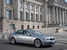 Ver foto 8 de BMW Serie 7 Hydrogen 7 2006
