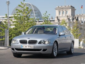 Ver foto 6 de BMW Serie 7 Hydrogen 7 2006
