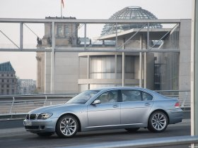 Ver foto 13 de BMW Serie 7 Hydrogen 7 2006